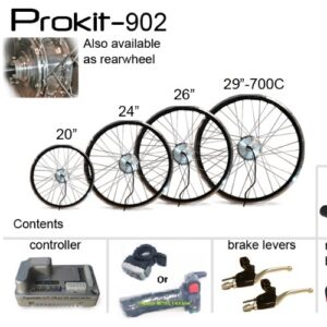 Front Hub Motor Kit